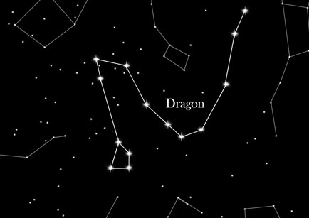 Constellation Dragon